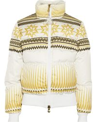Pyrenex | + Alexandre Vauthier Printed Shell Down Coat | Lyst