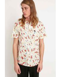 RVCA - Cubano Shirt - Lyst
