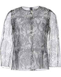 Honor Blouse - Lyst