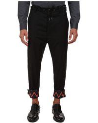Vivienne Westwood Man Shirt Cuff Trouser - Lyst