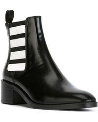 Each x Other - Striped Detail Chelsea Boots - Lyst
