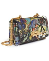 Valentino 'Camubutterfly Va Va Voom' Nappa Leather Bag - Lyst