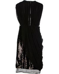 Giambattista Valli Knee Length Dress - Lyst