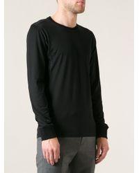 Calvin Klein Long Sleeve Tshirt - Lyst