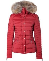 Parajumpers Quilted Down Marlene Jacket - Lyst