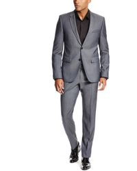 Hugo Aeronhamen  Slim Fit Virgin Wool Suit - Lyst