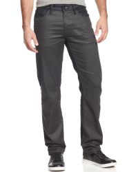 Guess Slim-straight Hitchhiker-wash Jeans - Lyst