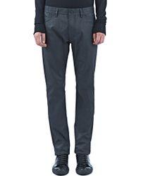 Calvin Klein - Graft Waxed Jeans - Lyst