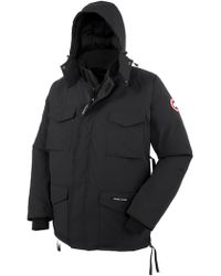 Canada Goose' Constable Fusion Fit Parka - Men's Large - Military Green