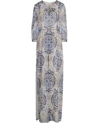 Tory Burch | Long Dress | Lyst