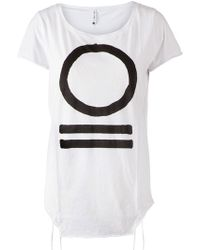 BLK OPM - Long Printed T-Shirt - Lyst