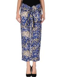 Cacharel Casual Pants - Lyst