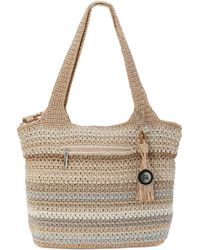 The Sak Casual Classics Large Crochet Tote - Lyst