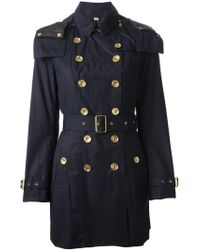 Burberry Trench Reymoore - Lyst