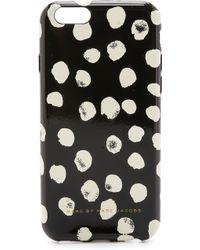 Marc By Marc Jacobs Deelite Dot Iphone 6 Case - Mandarin Multi - Lyst