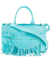 Versace 'Palazzo' Tote - Lyst