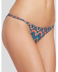 Sofia By Vix Folk Braided String Bikini Bottom - Lyst