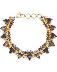 Erickson Beamon Sacred Geometry Choker Necklace - Lyst