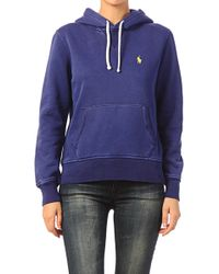 Polo Ralph Lauren Sweatshirt - V38-Ickeeb3299B4998 - Lyst