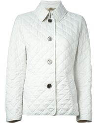 Burberry Brit Quilted Hunting Jacket - Lyst