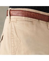 RRL - Officer's Chino Pant - Lyst