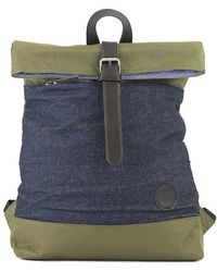Enter Accessories - Enter Fold Top Backpack - Lyst