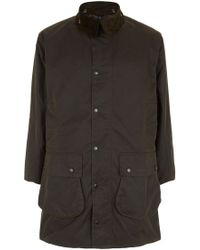 Barbour Northumbria Jacket - Lyst