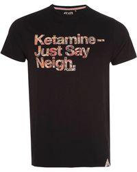 Fly 53 - Ketamine Tshirt - Lyst