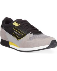 Diesel Runtrack Owens Jogger Sneakers - Lyst