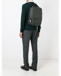 Z Zegna - Geometric Print Backpack - Lyst