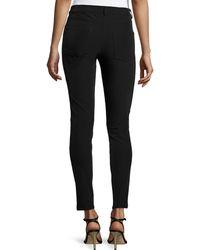 Nicole Miller Artelier | Skinny Combo Pants | Lyst