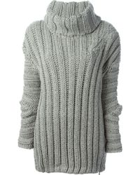 Jay Ahr Turtle Neck Sweater - Lyst