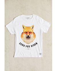 Supremebeing - No Fox Given Tee - Lyst