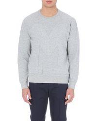 Marc By Marc Jacobs Double Face Pique Sweatshirt - For Men - Lyst