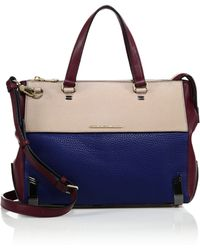 Marc By Marc Jacobs Sheltered Island Colorblock Satchel - Lyst