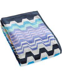 Missoni Laura Cotton Towel - Lyst