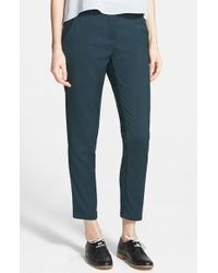 The Hanger - Pattern Crop Trousers - Lyst