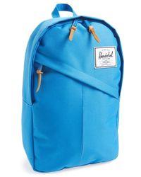 Herschel Supply Co. Men'S 'Parker' Backpack - Blue - Lyst