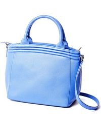 Lauren Cecchi New York - Electric Blue Getaway Bag - Lyst