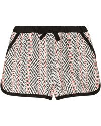 Sea Cotton-blend Tweed Shorts - Lyst