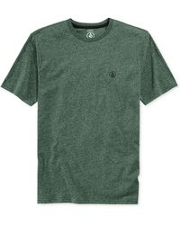Volcom Crew-neck Mock-twist T-shirt - Lyst