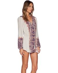 Free People Wildest Moments Tunic - Lyst