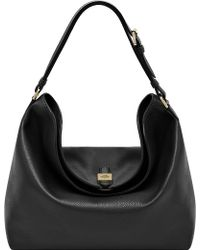 Mulberry Tessie Soft Small-grain Leather Shoulder Bag - Lyst