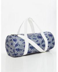 Forever 21 - Sea Animal Print Duffle Bag - Lyst