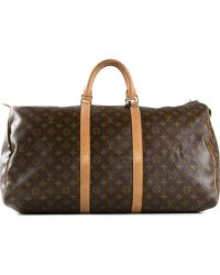 Louis Vuitton 55 Travel Bag - Lyst