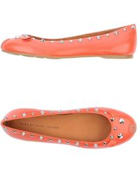 Marc By Marc Jacobs Ballet Flats - Lyst
