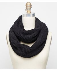 Ann Taylor Chunky Cashmere Infinity Scarf - Lyst