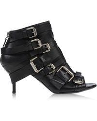 Vic Matie' Ankle Boots black - Lyst