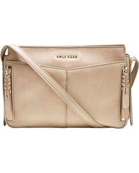 Cole Haan Felicity Leather Crossbody Bag - Lyst