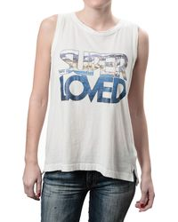 Current/Elliott Yacht Muscle Tank - Lyst